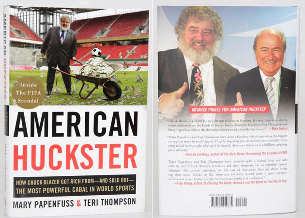 American Huckster: A book on Chuck Blazer's involvement in the FIFA scandal