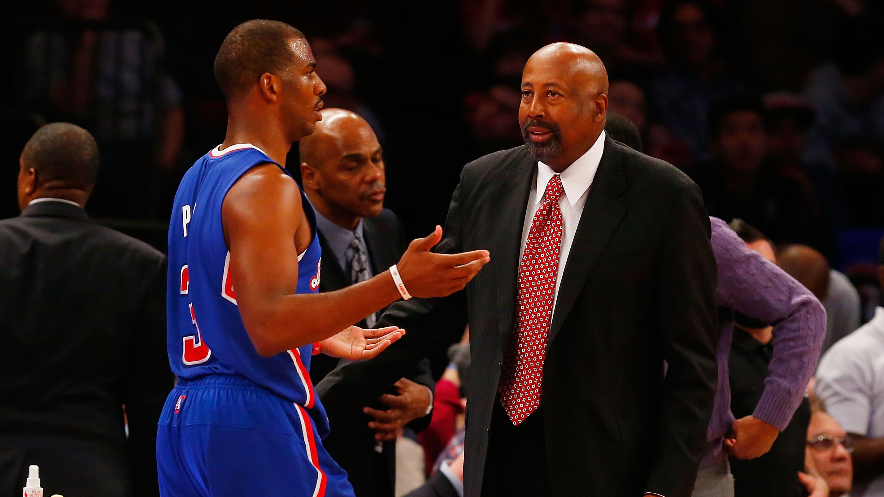 Mike Woodson Kings coaching search includes Clippers assistant