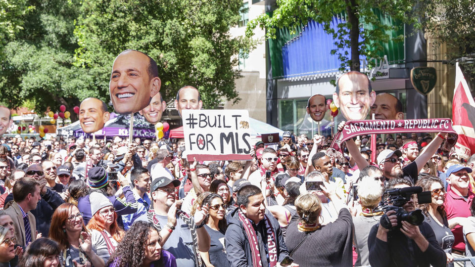 Stabilized Sacramento maintains a quiet confidence, poised for MLS expansion