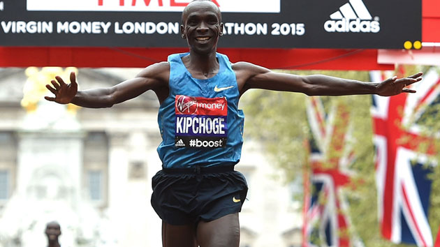 eliud kipchoge london marathon preview 2016