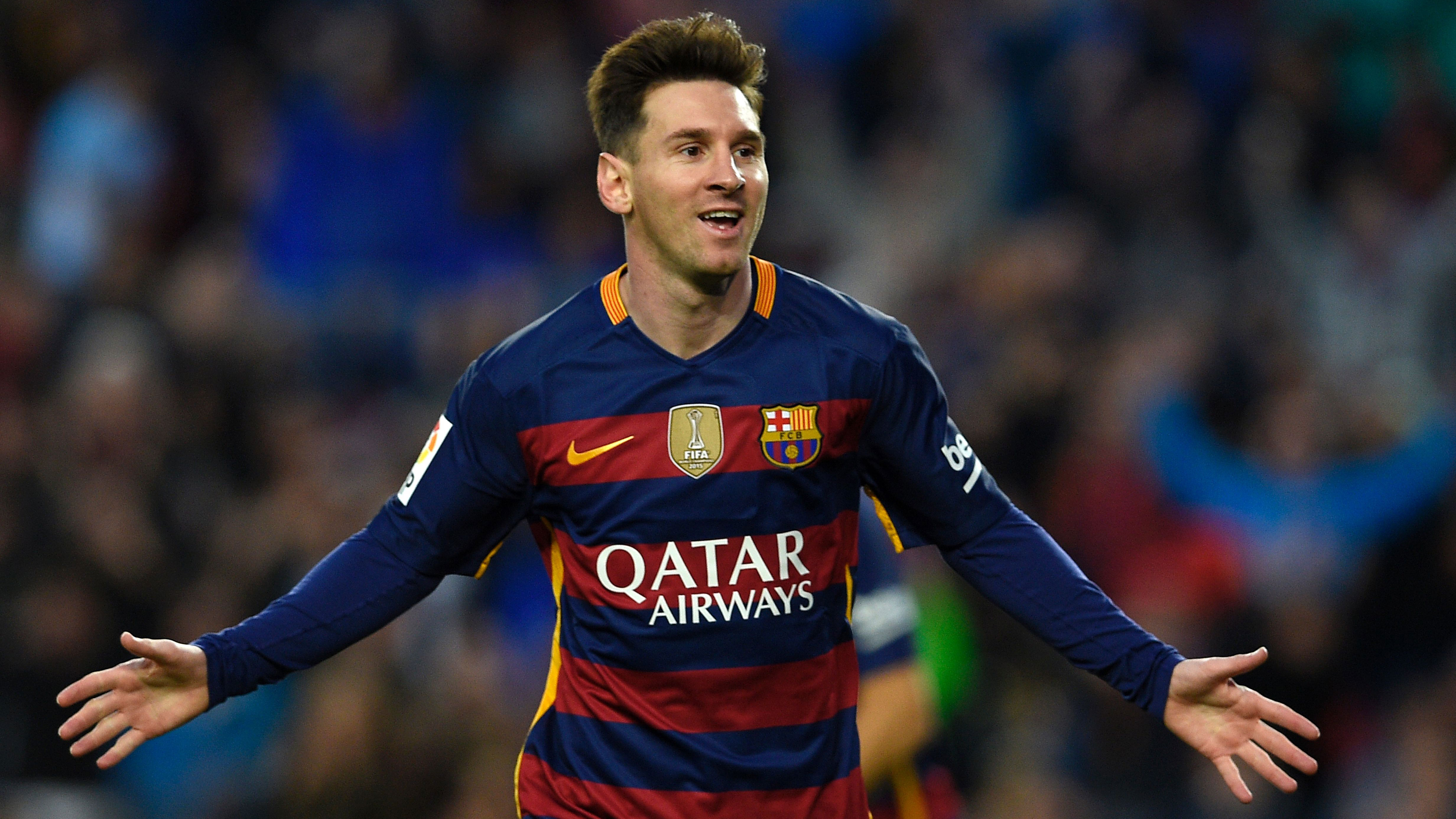 Messi goal, four from Suarez boost Barcelona vs  Sporting