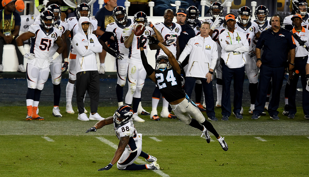 A few months after helping the Panthers reach the Super Bowl, Josh Norman was released by the team and quickly signed by Washington.