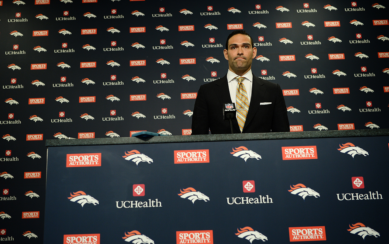 Mark Sanchez, opening night starting QB for the defending Super Bowl champions?