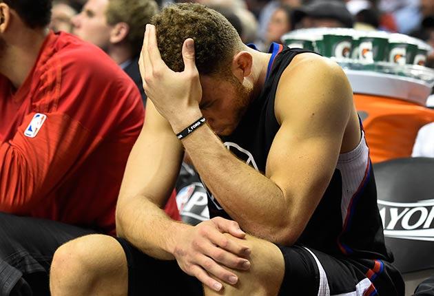 Blake Griffin quad injury