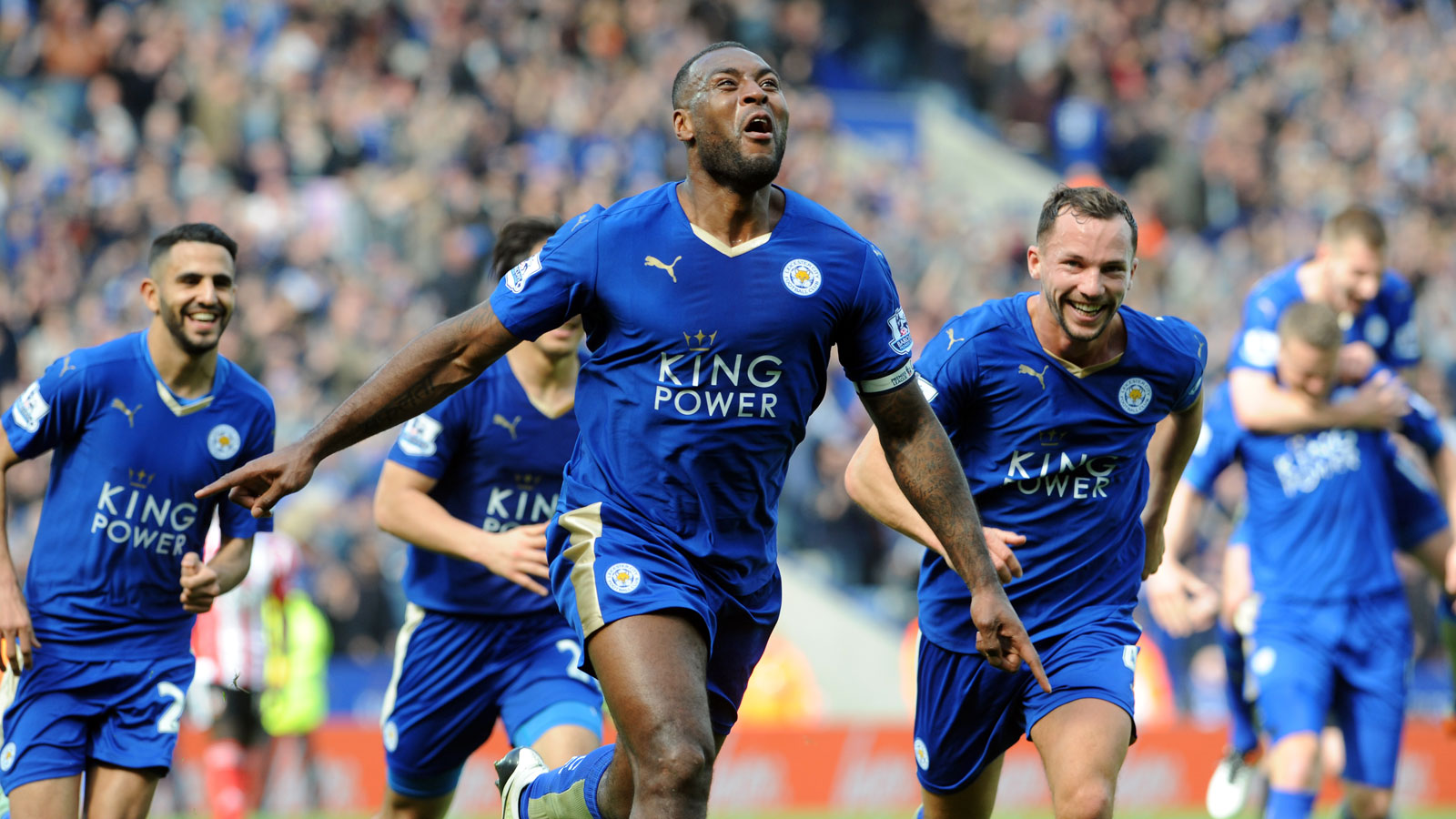 With Tottenham dropping points to Liverpool the previous day, Leicester took full advantage. Defender and captain Wes Morgan scored his only goal of the season in a 1-0 win over Southampton that stretched the club's lead atop the table to seven points.