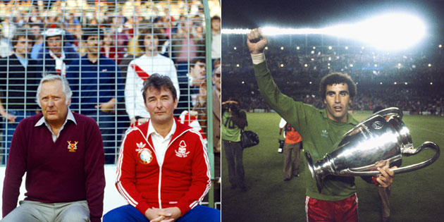 Nottingham Forest repeats as European champion in 1980