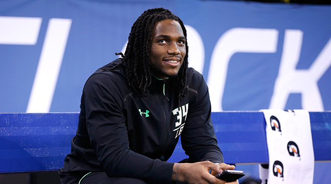 Jaylon Smith.
