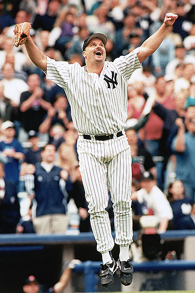 New York Yankees David Wells