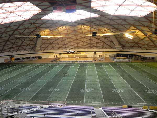 High School Football Stadiums Biggest In The Us Built In