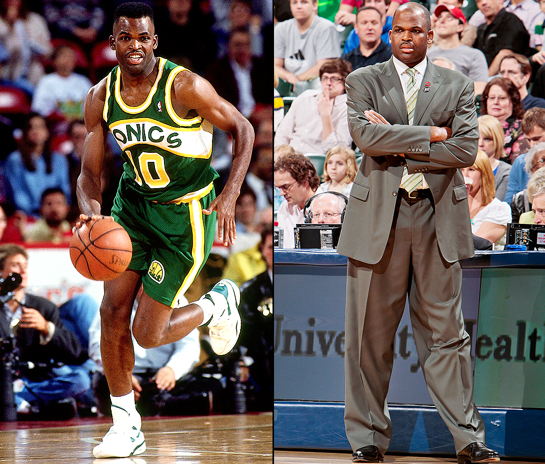 When NBA Coaches Were Players