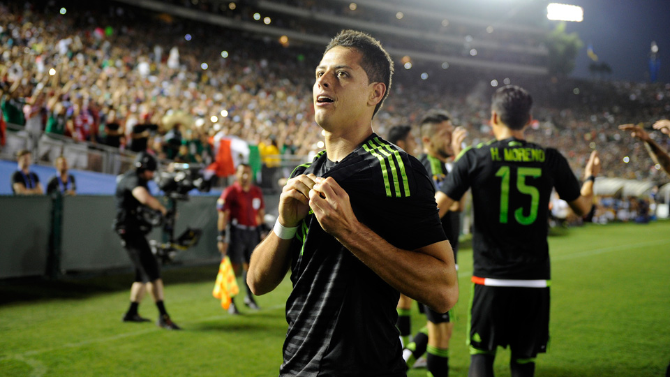 Chicharito will star for Mexico at Copa America this summer
