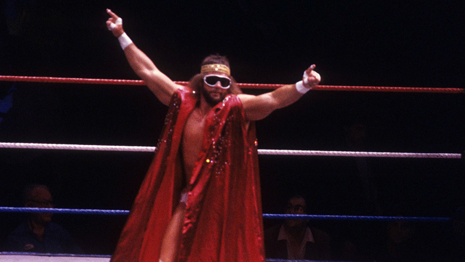 randy macho man savage best wrestling moments