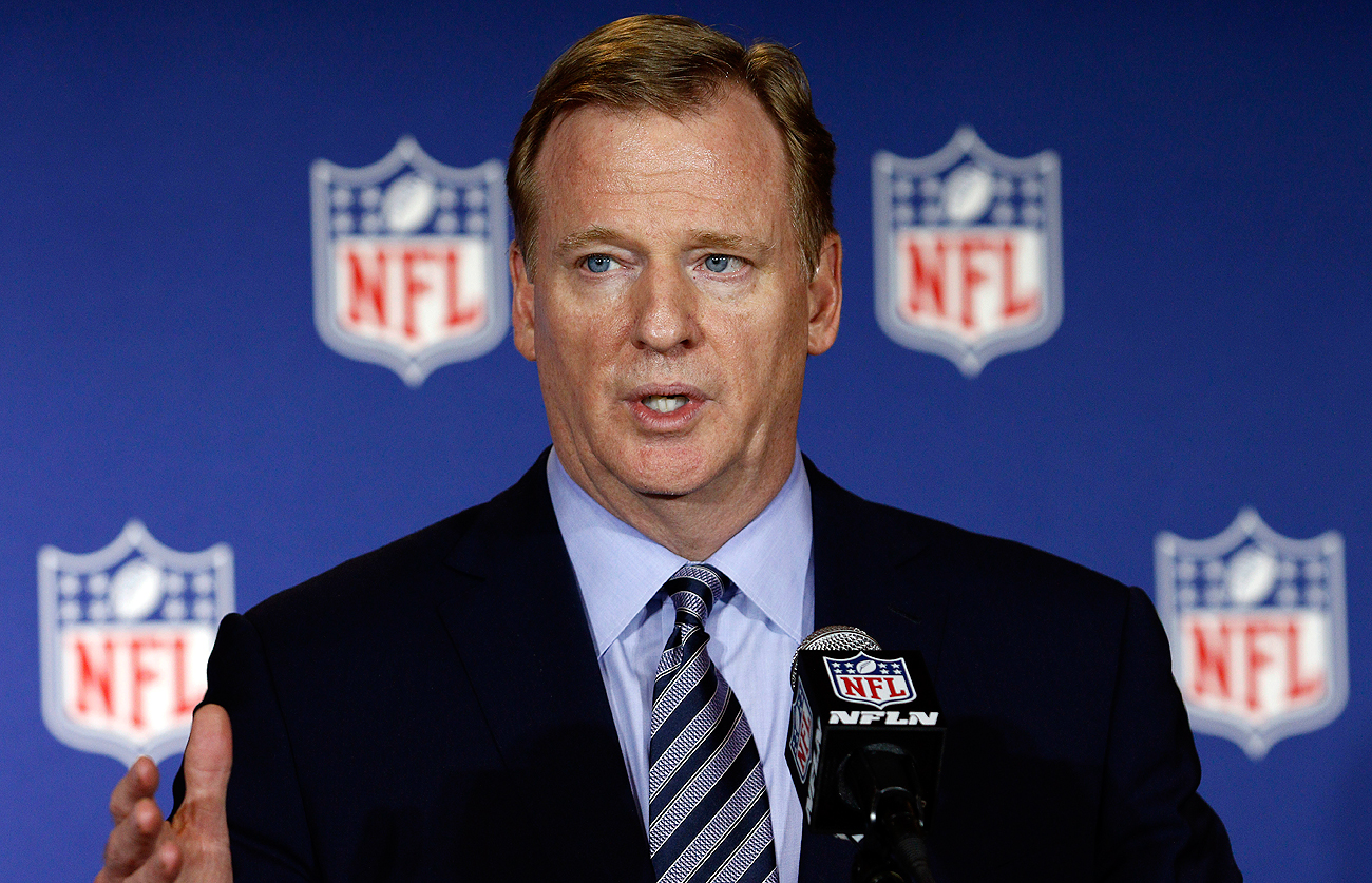 Roger Goodell and the NFL found themselves in Congressional crosshairs over $30 million the league pledged for brain injury research.