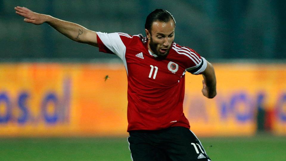 Albania's Euro 2016 roster