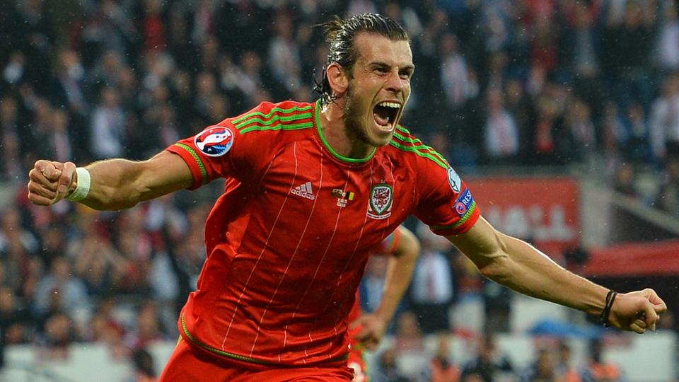 Gareth Bale leads Wales at Euro 2016