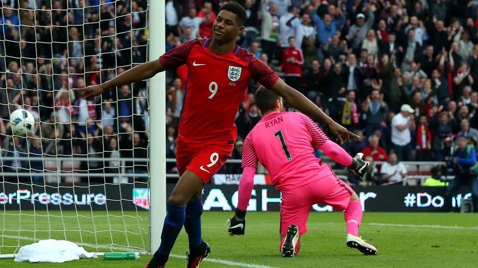 Marcus Rashford makes England's Euro 2016 roster