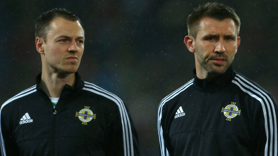 Northern Ireland's Euro 2016 roster