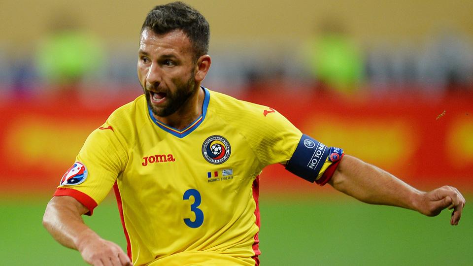 Romania's Euro 2016 roster