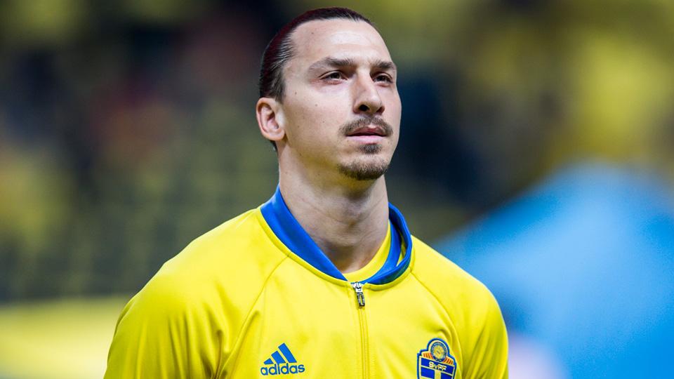 Zlatan Ibrahimovic leads Sweden at Euro 2016