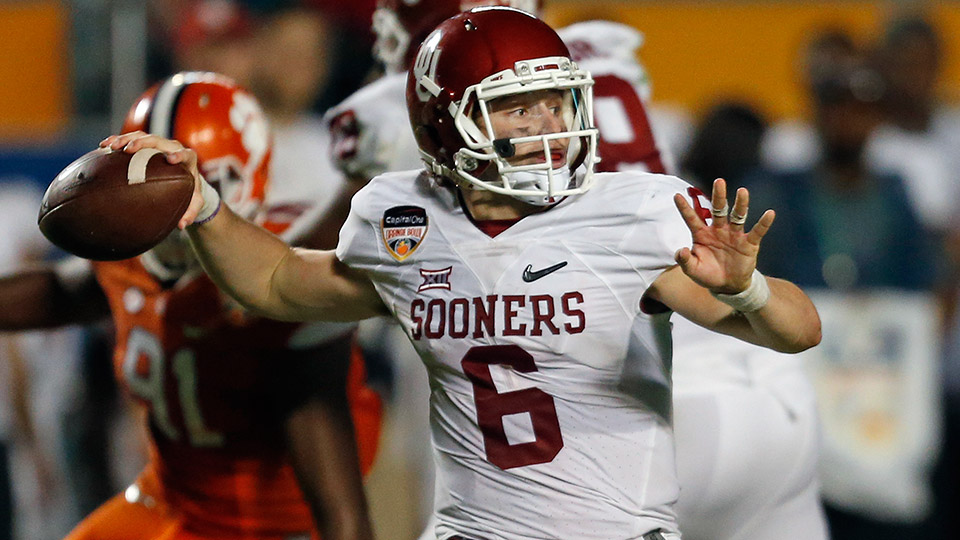 Baker Mayfield Rule Big 12 Fails To Do The Right Thing