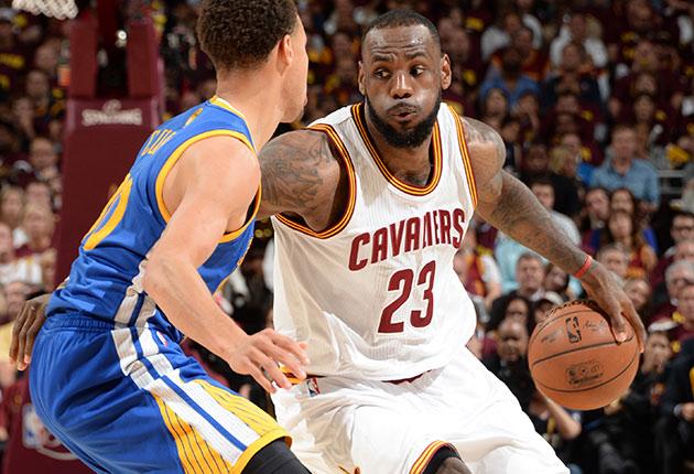 Stephen Curry; LeBron James