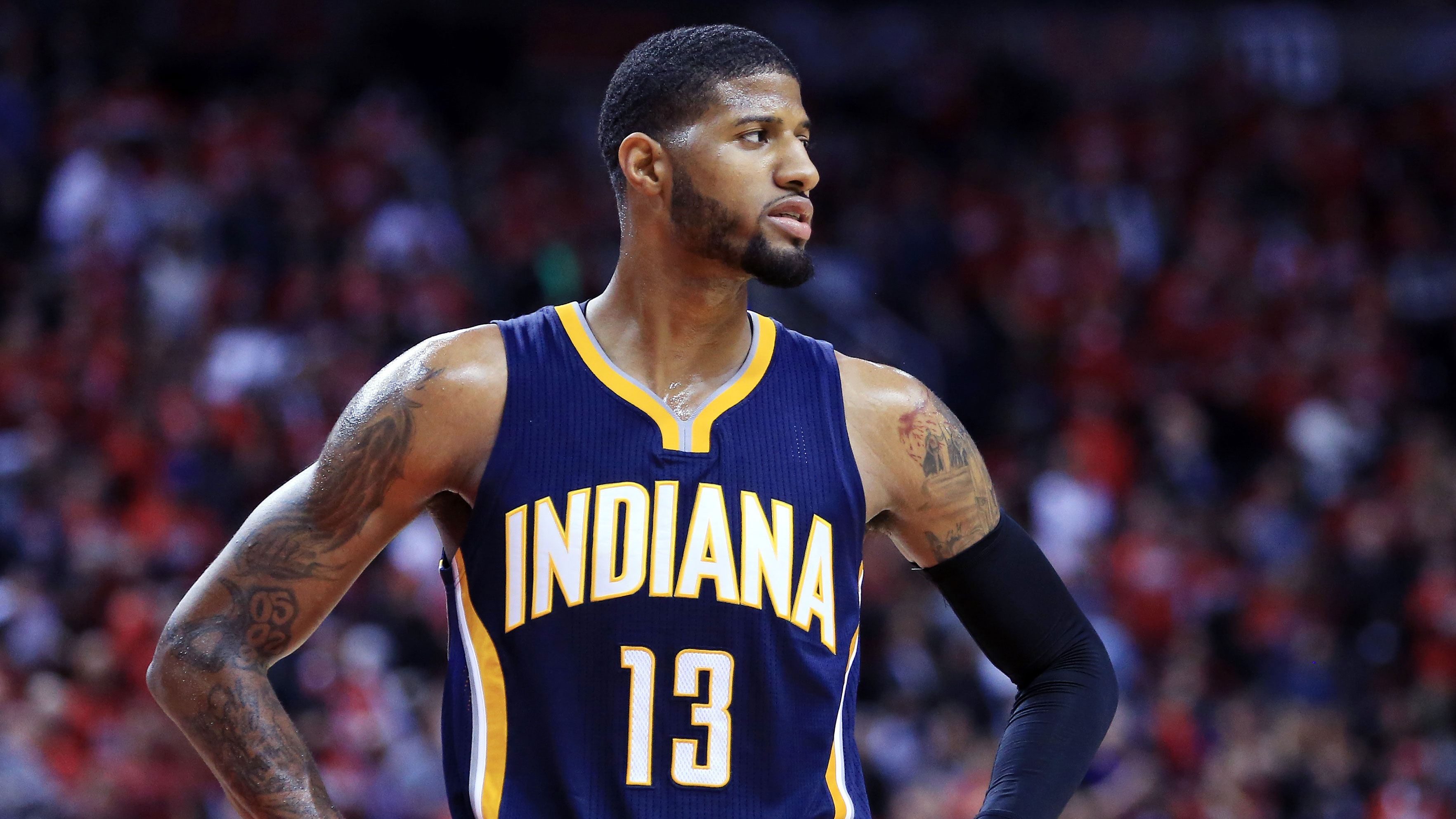 Paul George: Paul George: NBA 2K17 Cover Features Pacers Star