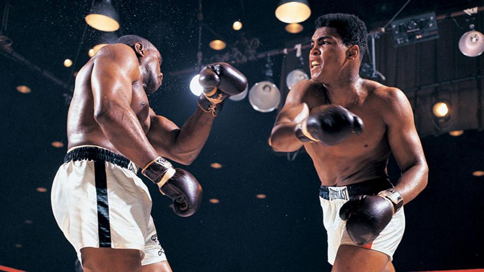 Muhammad Ali's Greatest Fights: Ali vs. Sonny Liston, February, 1964