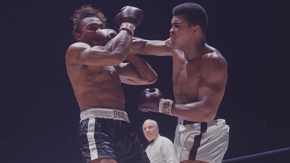Muhammad Ali's Greatest Fights: Ali vs. Cleveland Williams, 1966