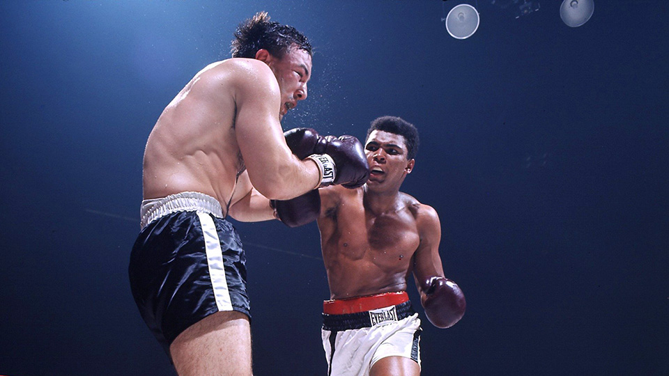 Muhammad Ali's Greatest Fights: Ali vs. George Chuvalo, 1966