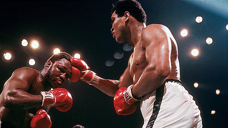Muhammad Ali's Greatest Fights: Ali vs. Frazier, Thrilla in Manila