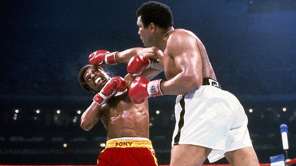 Muhammad Ali's Greatest Fights: Ali vs. Leon Spinks, September 1978