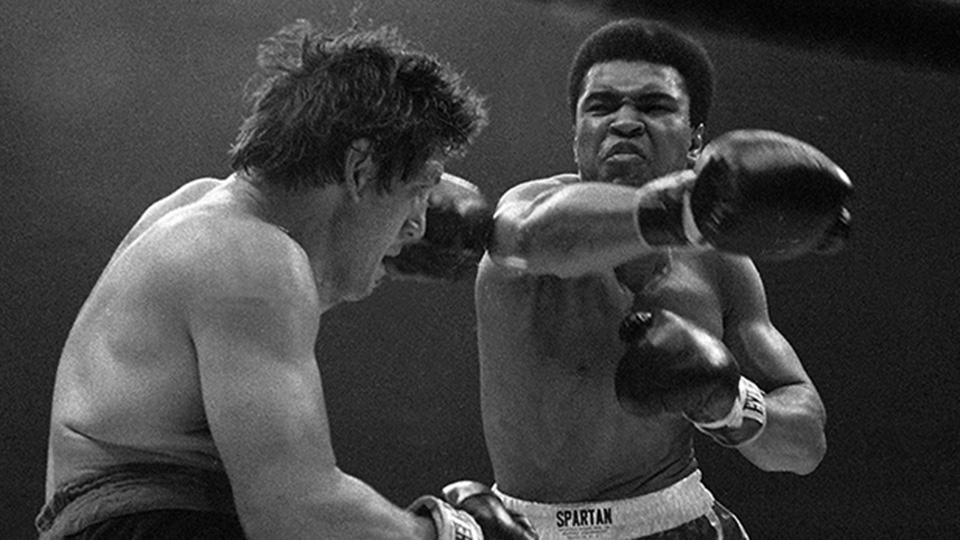 Muhammad Ali's Greatest Fights: Ali vs. Oscar Bonavena, 1970