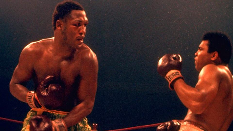 Muhammad Ali's Greatest Fights: Ali vs. Joe Frazier, February, 1971
