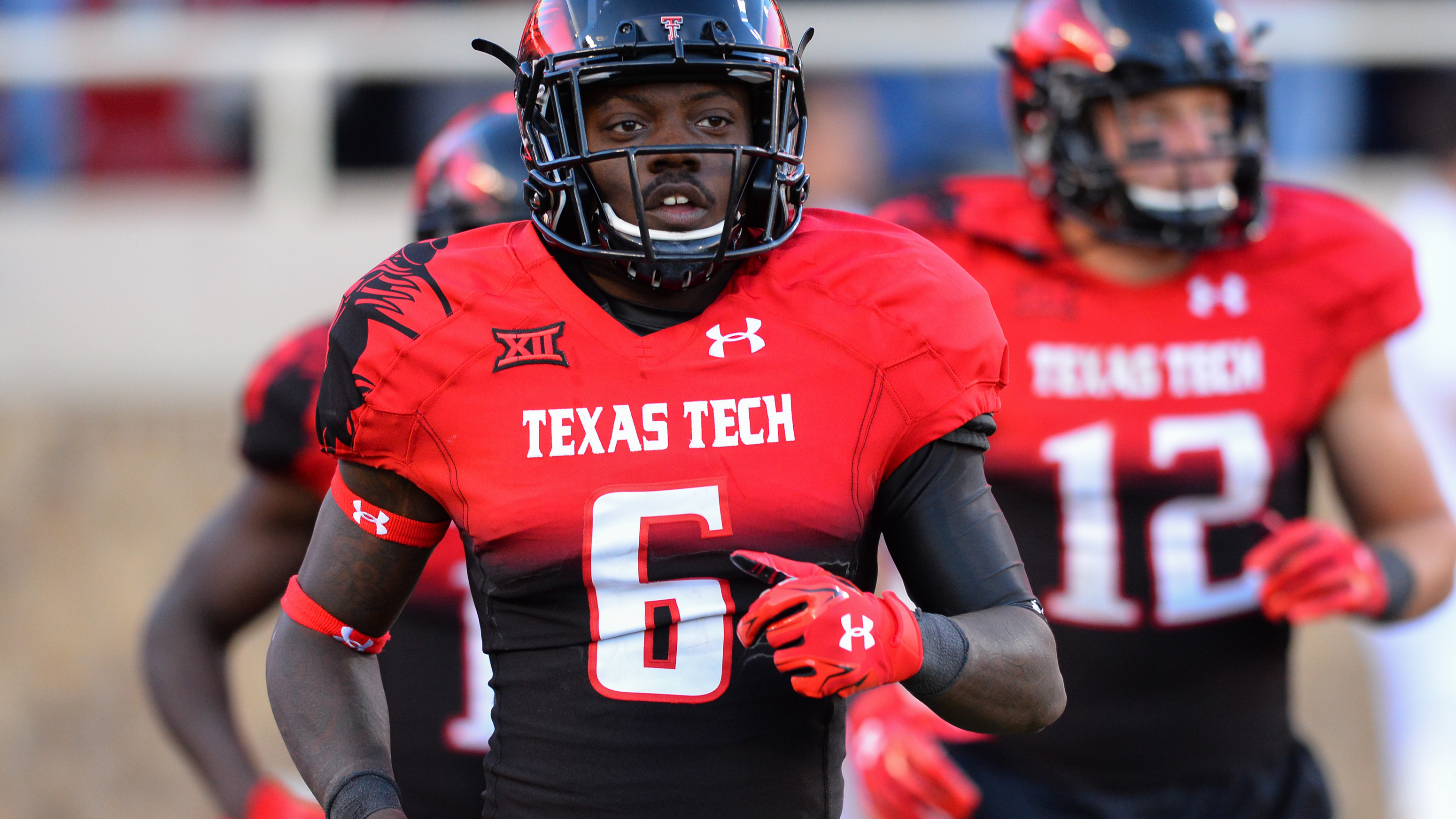 Texas Tech  Devin Lauderdale Reinstated With Raiders