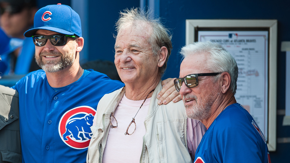 368b4b5123f Bill Murray   This is the year  the Cubs win the World Series