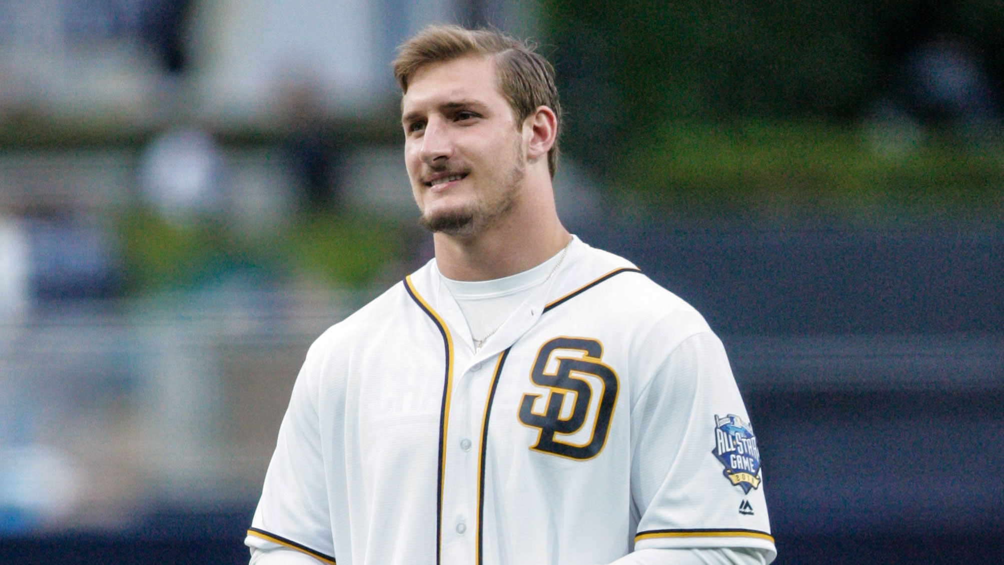 Joey Bosa Chargers rookie skips minicamp over contract