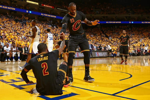 NBA Finals roundup