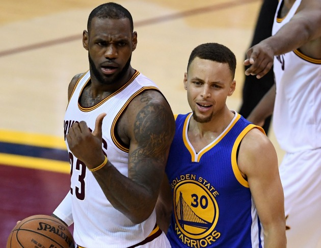 The Warriors and Cavaliers will play Game 7 on Sunday