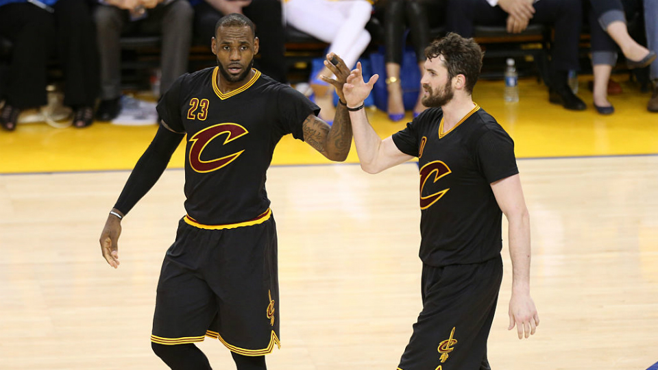 low priced 68189 247b8 The Cavaliers will wear their black sleeved jerseys in Game ...