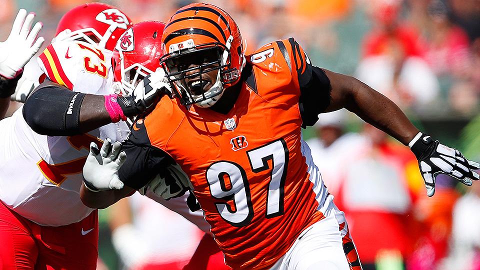 Ranking NFL's best interior linemen: Geno Atkins, Bengals