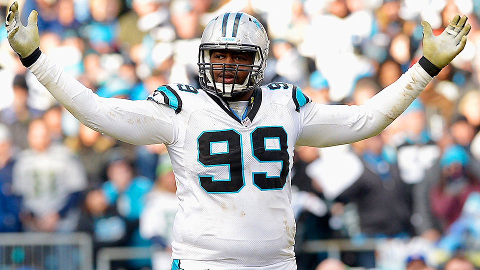 Ranking NFL's best interior linemen: Kawann Short, Panthers