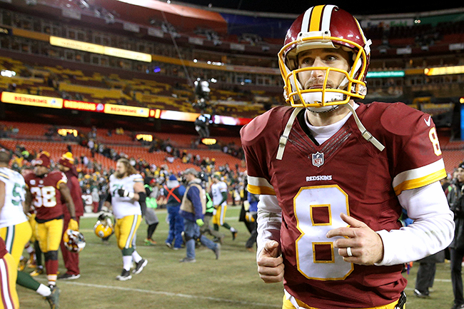 There's still nothing imminent on the Kirk Cousins contract front.