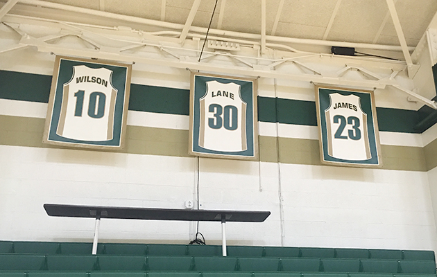 nba-finals-cavs-warriors-lebron-james-high-school-number-retired