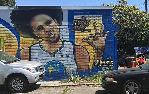 nba-finals-cavs-warriors-stephen-curry-mural
