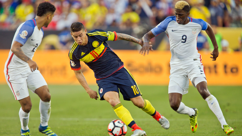 USA faces Colombia again in Copa America in a third-place battle