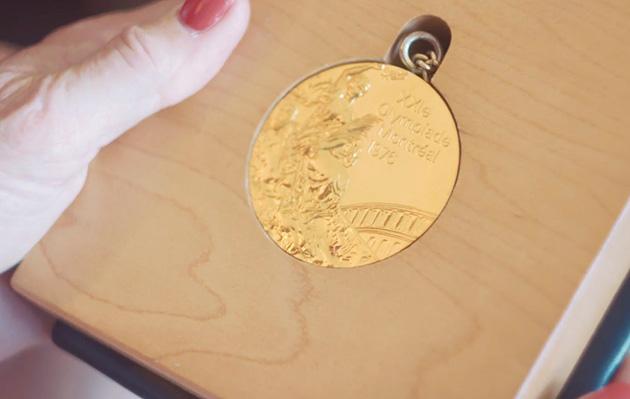 Bruce Jenner gold medal