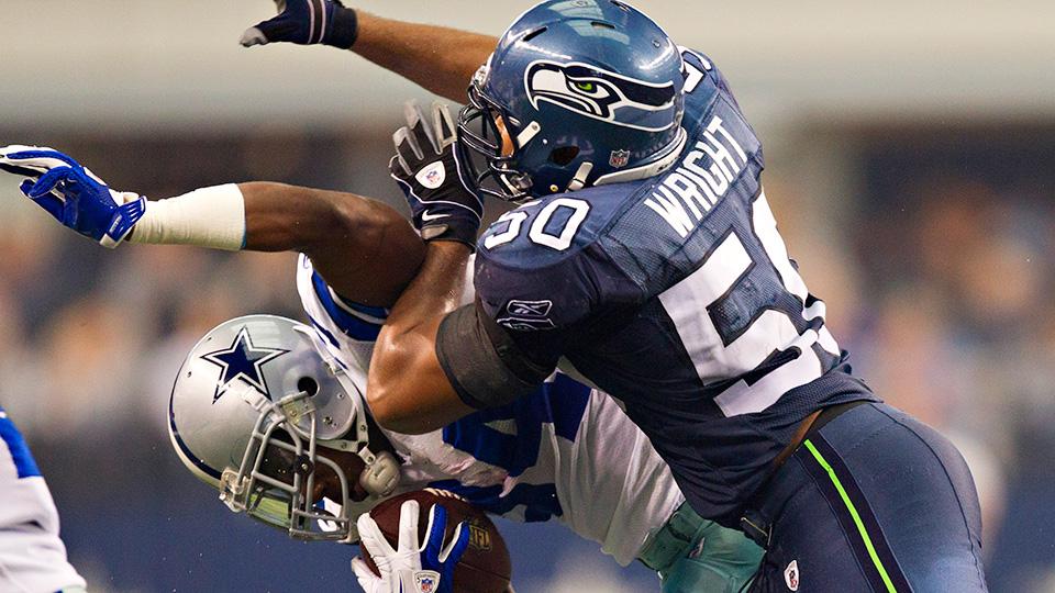 KJ Wright, Seahawks