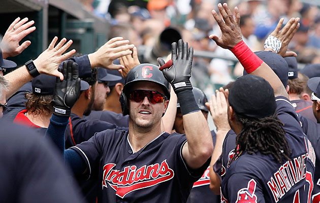 Lonnie Chisenhall, Cleveland Indians