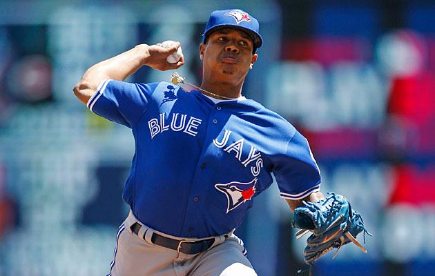Marcus Stroman, Toronto Blue Jays