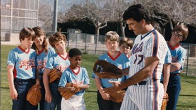Keith Hernandez, New York Mets, on The Baseball Bunch